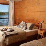 Habitación doble - vista al mar | Palafito 1326 - Hotel Boutique, Chiloé, Chile