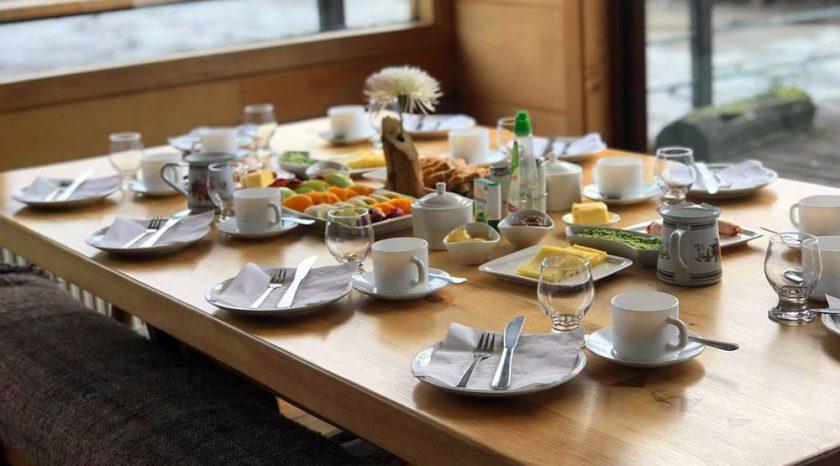 Desayuno Palafito 1326