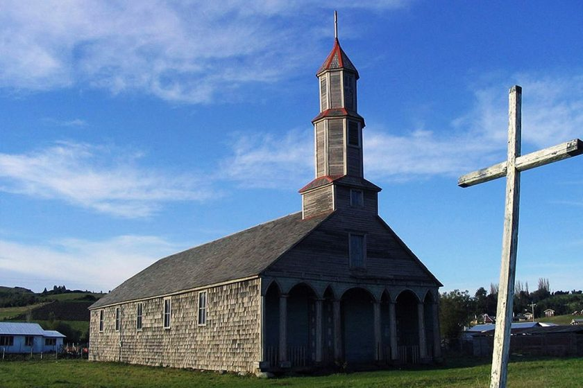 Iglesias Patrimoniales de Chiloé Chile