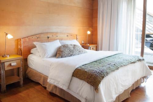 Habitaciones con Vista al Mar Palafito 1326 Hotel Boutique Castro Chiloé Chile Reservas de Alojamiento Patagonia Vacaciones